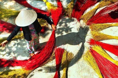 Chương trình du lịch Ninh Bình trong ngày: Làng cói Kim Sơn