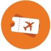 Đại lý đặt vé máy bay nội địa & quốc tế