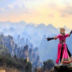 Đặt tour du lịch Trung Quốc - Phượng Hoàng Cổ Trấn đi từ Hà Nội: Người Miêu