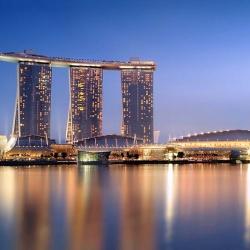 Lịch trình tour du lịch Singapore trọn gói - Vịnh Marina