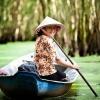 Thăm quan rừng tràm Trà Sư mùa nước nổi