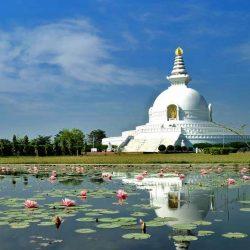 Tour Ấn Độ Nepal 10 ngày 9 đêm - Lumbini nơi phật sanh