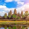 Tour du lịch Campuchia 4 ngày - Đền Angkor Wat
