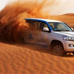 Tour du lịch Dubai 6 ngày 5 đêm - Đua xe tốc độ