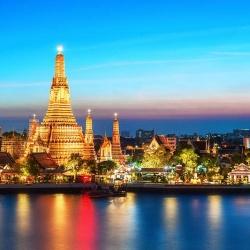 Tour du lịch Thái Lan Bangkok Pattaya khởi hành từ Hà Nội 5 ngày - Bangkok về đêm
