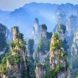Tour du lịch Trung Quốc Trương Gia Giới Phượng Hoàng Cổ Trấn 6 ngày