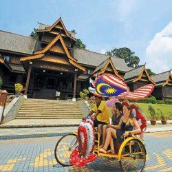 Tua du lịch Singapore Malaysia 5 ngày - Phố cổ Malacca